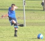 Blue Kicker